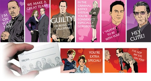 Ratchet: Law and Order SVU Mini-Valentines